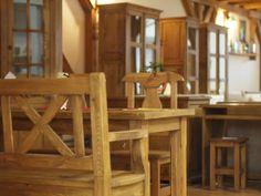 rustic furniture with uniq provence style