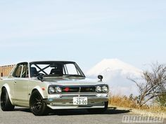 1970 Nissan Gt-R. Beautiful.