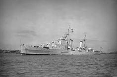 HMS Sirius, 1948
