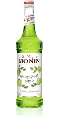 Granny Smith Apple #monin #grannysmithapple #coffeesyrup #directsales facebook.com/groups/kimzmvip if you want to learn how to use these great syrups