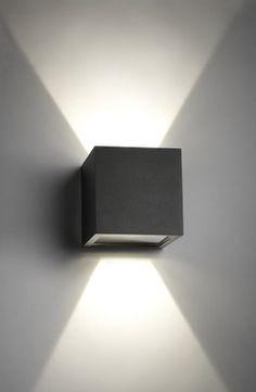 Basement Lighting, Dim Lighting, Luxury Lighting, Outdoor Wall Lighting, Wall Sconce Lighting, Interior Lighting, Lighting Design, Lampe Bauhaus, Front Door Lighting