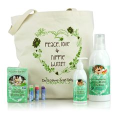 #Giveaway I want to win a Happy Mama Gift Set from @earthmamahq for Mother's Day