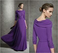 Cheap dress suits for baby boys, Buy Quality dress felt directly from China dress jeans for women Suppliers: O-Neck Cap Sleeves Mother of The Bride Dresses 2015 Purple Chiffon Beads Elegant vestidos para casamento convidada Mother Of Groom Dresses, Mother Of The Bride, Evening Dresses, Formal Dresses, Wedding Dresses, Bride Dresses, Beaded Chiffon, Contemporary Fashion, Beautiful Dresses