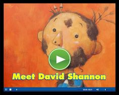 Meet David Shannon -- a video about the author