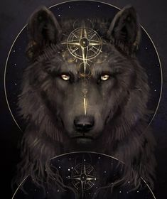 🐺If you Love Wolves, You Must Check The Link In Our Bio 🔥 Exclusive Wolf Related Products on Sale for a Limited Time Only! Tag a Wolf Lover! Artwork Lobo, Wolf Artwork, Wolf Love, Fantasy Wolf, Dark Fantasy Art, Wolf Tattoos, Celtic Tattoos, Animal Tattoos, Wolf Painting