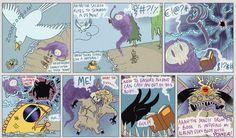 Ten Deadly Tasks Page 43 - Ten Deadly Tasks Summoning, It Cast, Artists, Comics, Books, Libros, Book, Cartoons, Book Illustrations