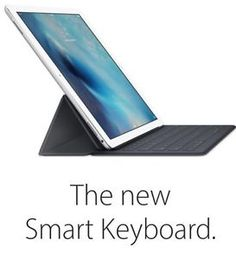 """New Unopened Smart Keyboard iPad Pro """"Smart Connector"""" Case in Stock No Waiting 