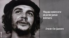 Hay que endurecerse sin perder jamás la ternura – Ernesto Che Guevara