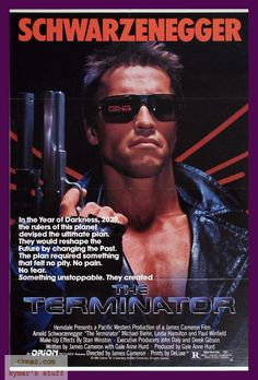 From the 80's: The Terminator