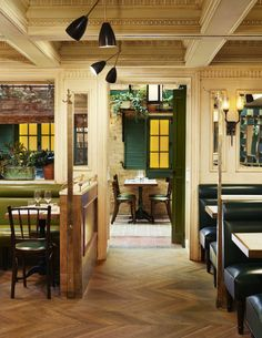 Marlton House,Margaux restaurant - NYC