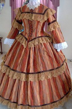 FOR ORDERS ONLY  Custom Made  1800s Victorian by MissLisa1867