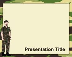 Ems powerpoint template background medical powerpoint templates this free military school powerpoint template contains a green style with army background theme and enough toneelgroepblik Images