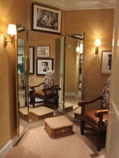 No Doors: The Impeccable Interiors of Ralph Lauren Stores