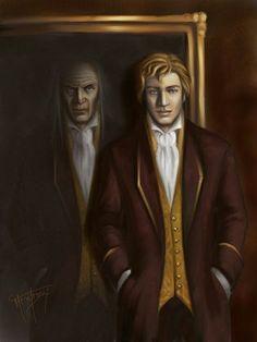 Oscar Wilde, Dorian Gray Portrait, Dorian Gray Book, Rwby Oc, Literary Characters, Cult, Surrealism Painting, Gray Aesthetic, Lord