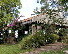 Lambrequins na churrasqueira | Flickr: partage de photos!