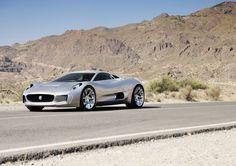 :: Jaguar C X75 Concept ::