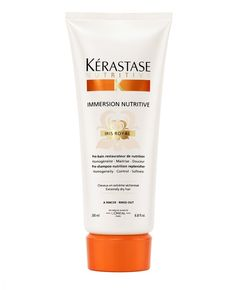 Kerastase Irisome Immersion Pre-Shampoo Treatment 200ml for dry and damaged hair online.