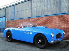 1953 Allard K3 Roadster ✏✏✏✏✏✏✏✏✏✏✏✏✏✏✏✏ IDEE CADEAU / CUTE GIFT IDEA  ☞ http://gabyfeeriefr.tumblr.com/archive ✏✏✏✏✏✏✏✏✏✏✏✏✏✏✏✏