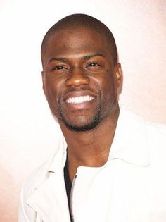 Kevin Hart...actor/comedian. The man is naturally funny, one of my fav stand up comedians.