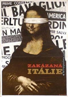 Poster design by Václav Zeman