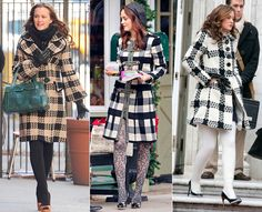 Blair Waldorf Coats