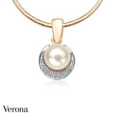 Złota zawieszka● www.Verona.pl/4272-zlota-zawieszka-zx01942-zb000-psacrw-000 #jewellery #pearl #accessories #blingbling #details #shining #classy #sale #greatprice #buyonline #verona #jewelleryfreak #jewellerylover #jewelleryobcessed #jewelry #jewels