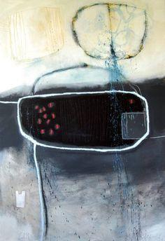 "Saatchi Art Artist Monika Pellkofer-Griesshammer; Painting, ""find - wherever you are"" #art"