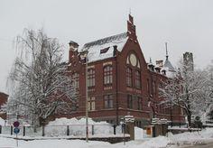 old school in Lahti, Finland Finland, Old School, Travel, Outdoor, Outdoors, Viajes, Destinations, Traveling, Outdoor Games