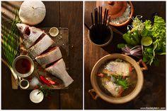 Cá kho mẳn Client: Phương Nam Book Food & Prop Stylist: Tiến Nguyên Photograph by: Wing Chan @Bite Studio