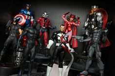 Marvel Superheroes | Statue | Bowen Designs