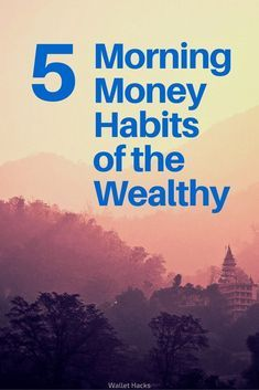 """You've heard it - """"Win the morning, win the day."""" - but what does winning the morning look like? It's actually quite easy, it's like a warm up before you exercise. Learn the five things you can do each morning to help you win the day and feel like a million bucks! 
