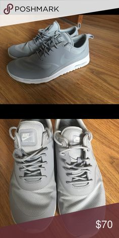 Nike running shoes Worn ONCE. Excellent Condition. Nike. Nike Shoes Athletic Shoes