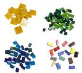 How to Do Mosaic Stained Glass – Direct Method Mosaic Diy, Mosaic Crafts, Mosaic Projects, Mosaic Glass, Mosaic Tiles, Fused Glass, Stained Glass, Glass Art, Craft Projects