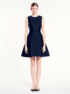 Little black dress. Classic.