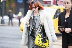 Street Style: New York Fashion Week Fall 2016