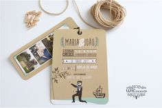 WICdesign | wedding stationery: Camões!