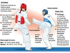 The Best TaeKwonDo Fighting Video EVER. | Punch Kick Choke - BJJ and MMA  Blog