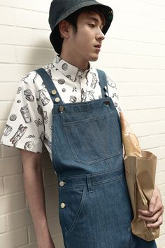 Boyplain Caffeinated SS15 lookbook Menswear Thai-Designer