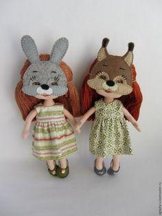 Карнавальная маска для куклы.