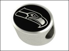 Seahawk football fans are loving these Seattle Seahawks Pandora Charms.A great addition to any Pandora bracelet. These Seahawks beads make a perfect gift for Seahawks Football, Seattle Seahawks, Nfl Superbowl, Pandora Style Charms, Pandora Jewelry, Football Jewelry, Brighton Bracelets, Nfl Merchandise, Stylish Jewelry