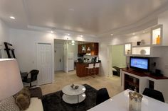 Check out our 2 bedroom suite, that sleeps up to 6 people in 730 square feet. This condo is located in the Art Deco District in the former Barbizon hotel, just a short walk to everything South Beach has to offer.. Come stay with us! http://www.miamihabitat.com/barbizon_beach_club_218.asp