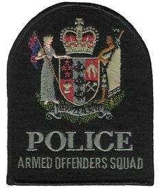 New Zealand Police Armed Offenders Squad