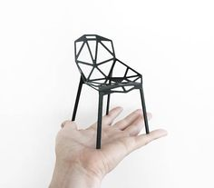 Triangle Chair 1/6th scale