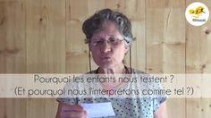 Dans cette vidéo, Isabelle Filliozat nous parle d'un sujet très connu auprès des parents, les comportements de leurs enfants. Bien souvent, ce comportement