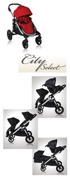 Spotlight Product Review: Baby Jogger City Select