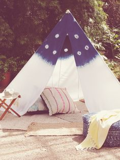 Ginger and Gilligan for Free People Northern Sky Tent at Free People Clothing Boutique Get Outdoors, The Great Outdoors, Beach Tent, Cool Ties, Stay Cool, Happy Campers, Beach Day, Home Decor Accessories, Sun Lounger