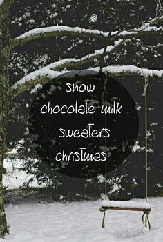 wintertime! ♡