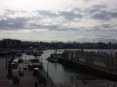 Levántate cada día mirando al mar! Se alquila piso de 2 habitaciones con fantásticas vistas al puerto. eica agencia inmobiliaria - Donosti - www.eica.com