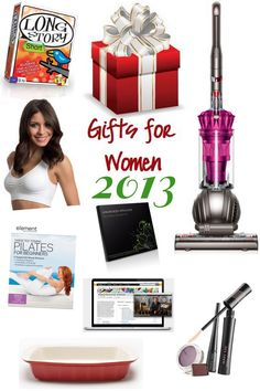 Top Holiday Gifts For Women 2013 #Gifts #Christmas