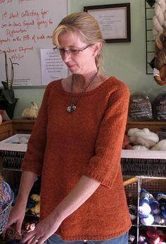 Free tunic Patterns Knitting Bee